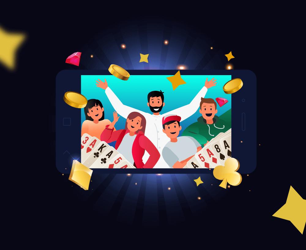 لماذا يكون لعب البلوت على الإنترنت ممتعًا أكثر من الخروج مع الأصدقاء